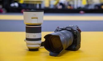 Canon EOS R3 - Outpace. Outperform.
