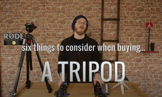 Buying a Tripod | 6 Things to Consider