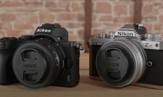 Nikon ZFC Vs the Nikon Z50   Comparison - What's Different - What's the Same?