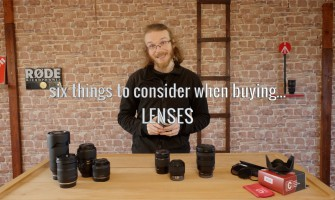 Lens Buyers Guide | 6 Things to Consider