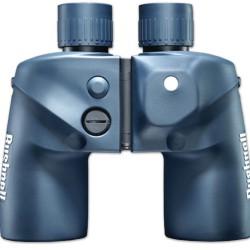 Bushnell Marine 7x50mm Binoculars with Compass (Blue)
