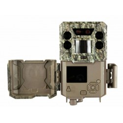 Bushnell 30MP Single Core 4K (Tree Bark Camo - No Glow)