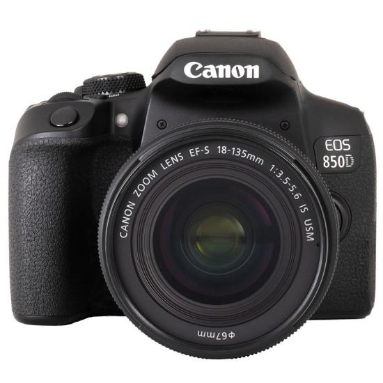 Canon EOS 850D (with EF-S 18-135mm IS USM)