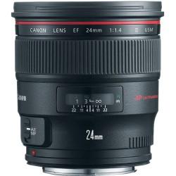 Canon EF 24mm f1.4L II USM
