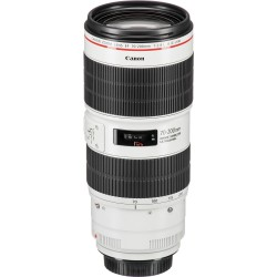 Canon EF 70-200mm f2.8L IS III USM