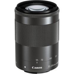 Canon EF-M 55-200mm f4.5-6.3 IS STM BK