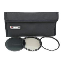 Caruba UV+CPL+ND8 Kit
