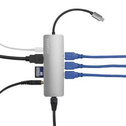 Caruba Premium 9-in-1 USB-C Hub