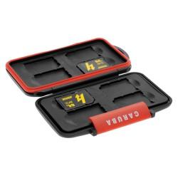 Caruba Multi Card Case MCC-2 (8xSD)