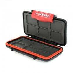 Caruba Multi Card Case MCC-4 (12xSD)