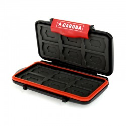 Caruba Multi Card Case MCC-5 (12xSD + 12x microSD)