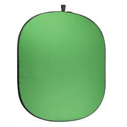 Caruba Foldable Background Green / Blue 150x200cm (inc Interfit Stand)