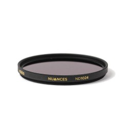 Cokin Round NUANCES ND1024 - 58mm (10 f-stops)