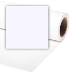 Colorama Paper Background 1.35 x 11m Arctic White