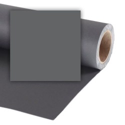 Colorama Paper Background 1.35 x 11m Charcoal