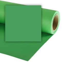 Colorama Paper Background 1.35 x 11m Chromagreen