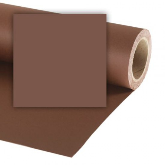 Colorama Paper Background 1.35 x 11m Peat Brown