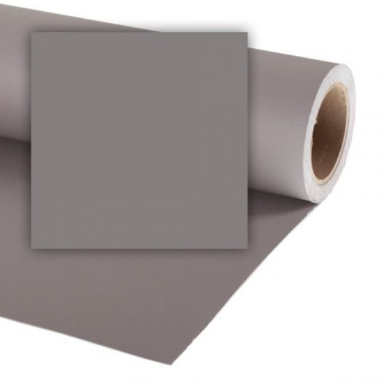 Colorama Paper Background 1.35 x 11m Smoke Grey