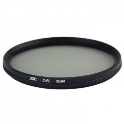 JJC Ultra-Slim Circular Polarizer (CPL) Filter 37mm