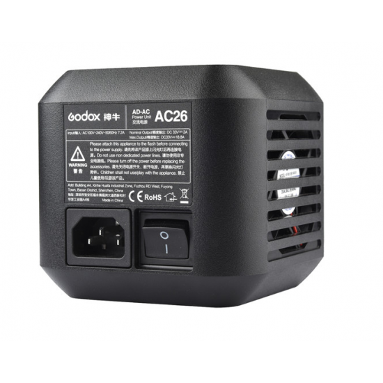 Godox AD600PRO AC Power Adapter