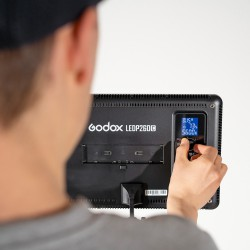 Godox LEDP260C Duo Tripod Kit