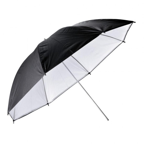 Godox 101cm Dual Duty Umbrella (Black/Silver/White)