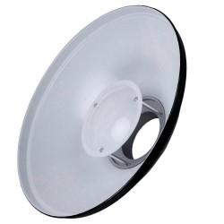 Godox BDR-W550 Beauty Dish Reflector White 55cm