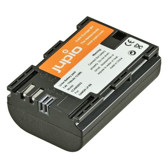 Jupio Canon LP-E6 Replacement Battery