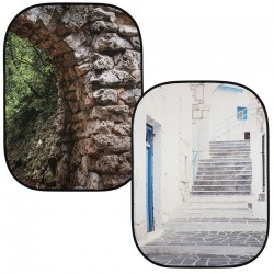 Lastolite Perspective Background 1.54 x 2.15m Steps/Trees