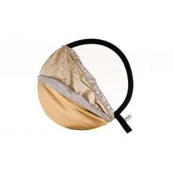 Lastolite Bottletop 5:1 50cm Diffuser + Gold/White & Sunfire/Silver