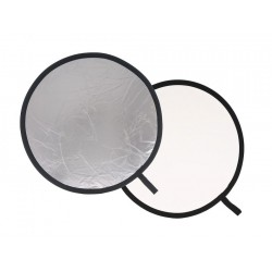 Lastolite Collapsible Reflector 75cm Silver/White