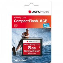 AgfaPhoto 8GB CF 233x