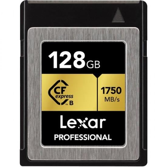 Lexar 128GB CF Express Pro Type-B