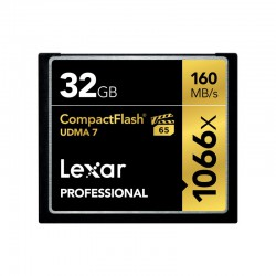 Lexar 32GB CF 1066X PRO