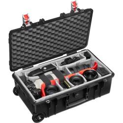 Manfrotto Pro Light Reloader Tough-55 Low Lid Camera Roller Bag