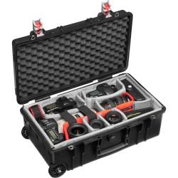 Manfrotto Pro Light Reloader Tough-55 High Lid Camera Roller Bag
