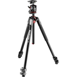 Manfrotto 190XPRO3 Alu Tripod with BHQ2 XPRO Ball Head