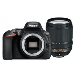 Nikon D5600 (with AF-S 18-140mm VR Lens)