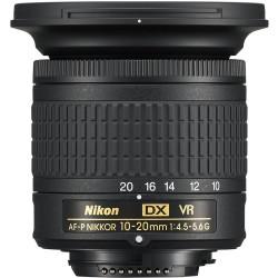 Nikon AF-P 10-20mm f4.5-5.6G VR DX NIKKOR
