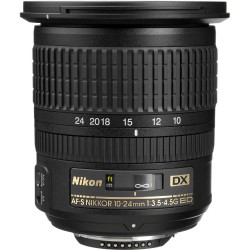 Nikon AF-S 10-24mm f3.5-4.5G DX NIKKOR