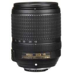 Nikon AF-S 18-140mm f3.5–5.6G ED VR DX NIKKOR