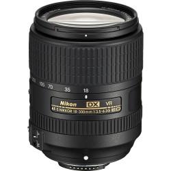Nikon AF-S 18-300mm f3.5-6.3G ED VR DX NIKKOR
