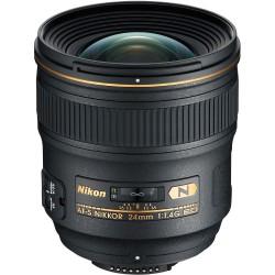 Nikon AF-S 24mm f1.4G ED NIKKOR