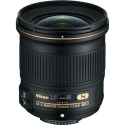 Nikon AF-S 24mm f1.8G ED NIKKOR