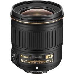 Nikon AF-S 28mm f1.8G NIKKOR