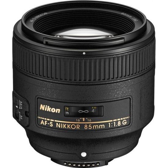 Nikon AF-S 85mm f1.8G NIKKOR