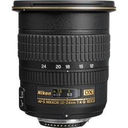 Nikon AF-S 12-24mm f4G IF ED DX NIKKOR