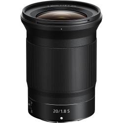 Nikon Z 20mm f1.8 S NIKKOR