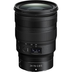 Nikon Z 24-70mm f2.8 S NIKKOR (EX-DEMO)