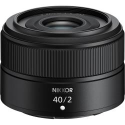Nikon Z 40mm f2 NIKKOR